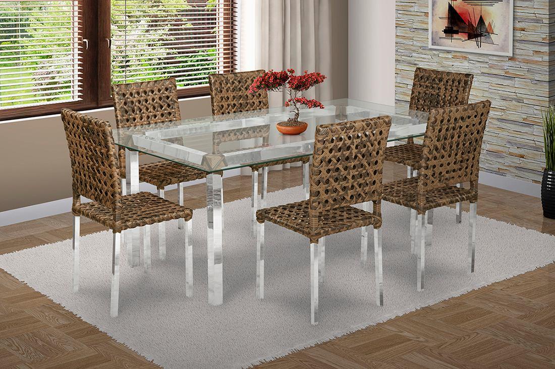mesa jardim fibra sintetica:Rocha Moveis – Moveis em Junco sintético, cadeiras, mesas